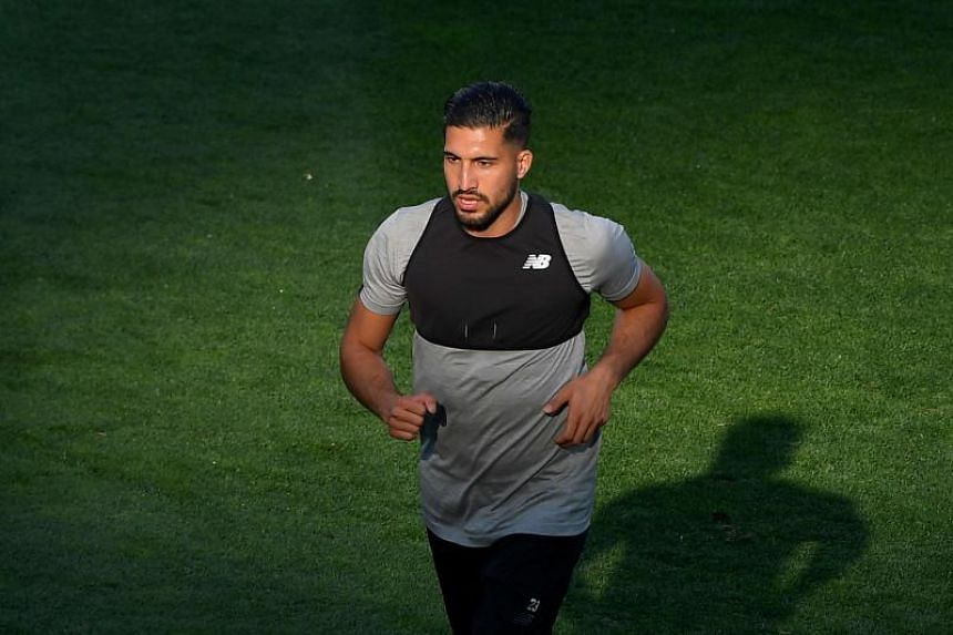 Emre Can says his move was also fuelled by his long-standing admiration of Juventus.