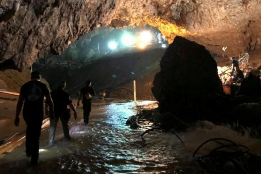 The search and rescue operation has attracted global interest and dominated headlines around the world, putting the Tham Luang cave complex firmly on the map.