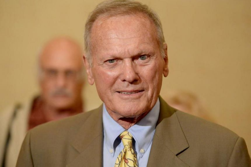 Tab Hunter's death was confirmed by his spouse, Allan Glaser, who said the cause was cardiac arrest after a blood clot moved from Hunter's leg to his lung.
