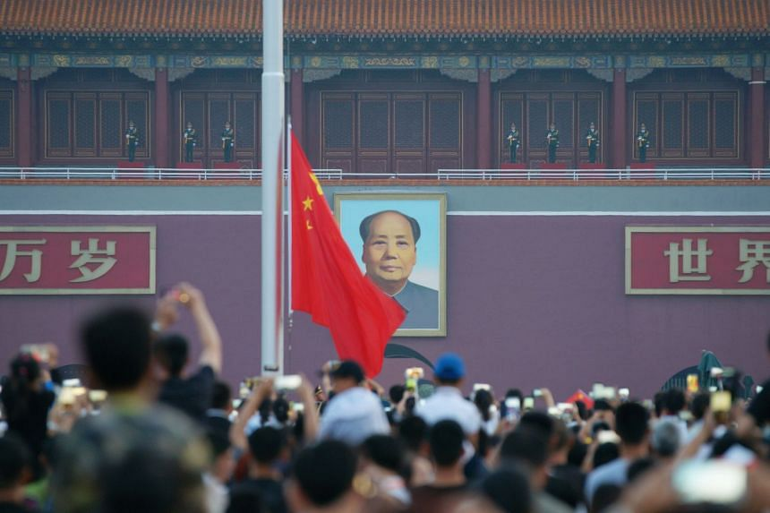 China has become increasingly wary about the use of sensitive language and imagery for commercial or entertainment purposes.