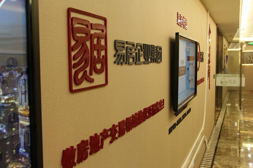 E-house has a sales force of 17,000 agents in 186 cities across 30 Chinese provinces.