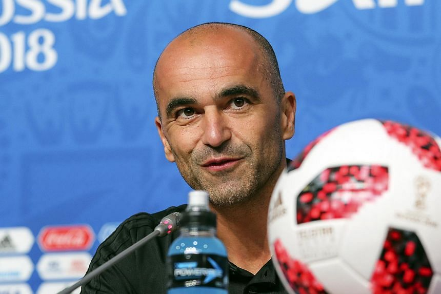 Roberto Martinez shot down suggestions Belgium might have played their best game in beating Brazil in the last eight and would find it hard to lift their game again for the challenge of France.