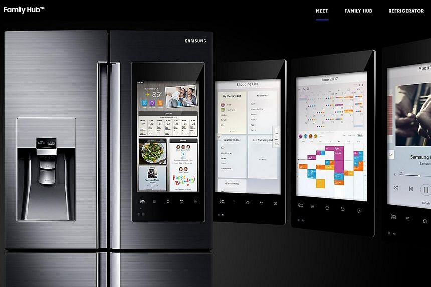 Available from Wednesday (July 11) at $7,499, the smart fridge integrates both Samsung's Bixby voice assistant and SmartThings Internet of Things eco-system.