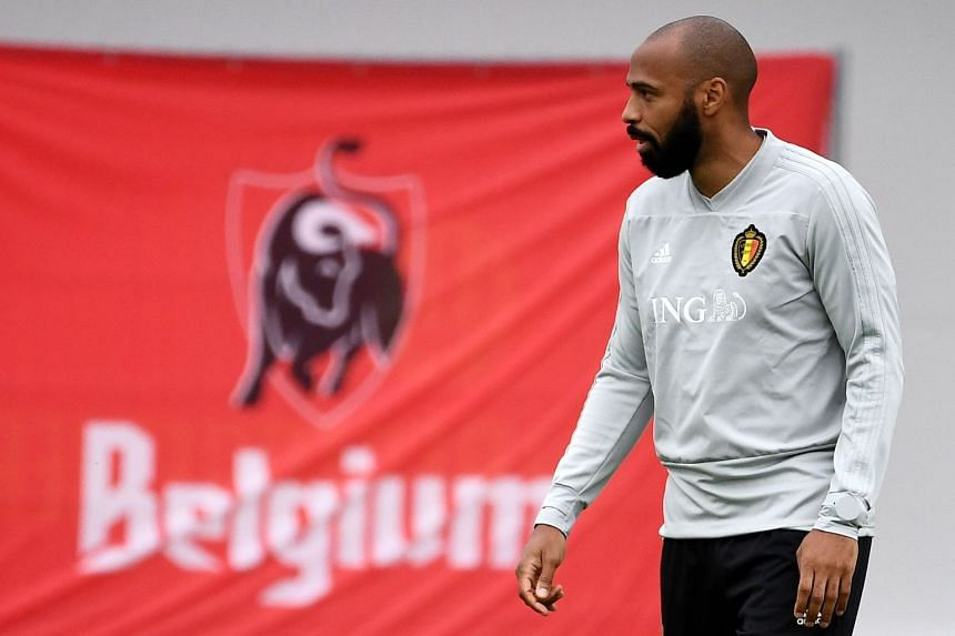 Thierry Henry, France's all-time leading scorer, was a member of the squads that won the 1998 World Cup on home soil and Euro 2000.
