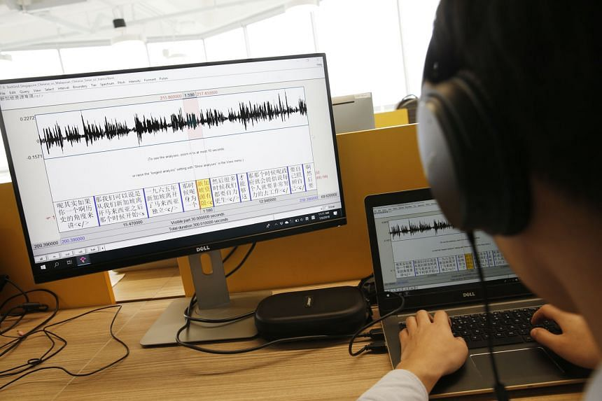 AI Singapore, a programme under the National Research Foundation, is investing $1.25 million to set up the AI Speech Lab, which is headed by the two professors who created the speech recognition system.