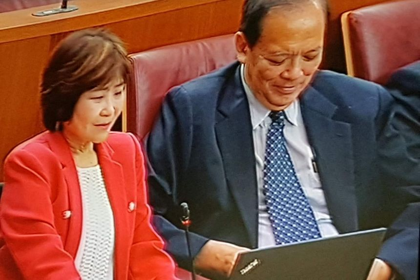 Nominated MP Chia Yong Yong said she had benefited from growing up alongside her peers at her alma mater, Paya Lebar Methodist Girls' School.
