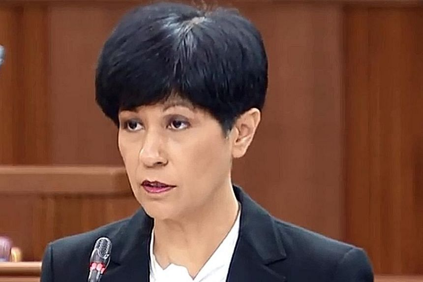 SECOND FINANCE MINISTER INDRANEE RAJAH