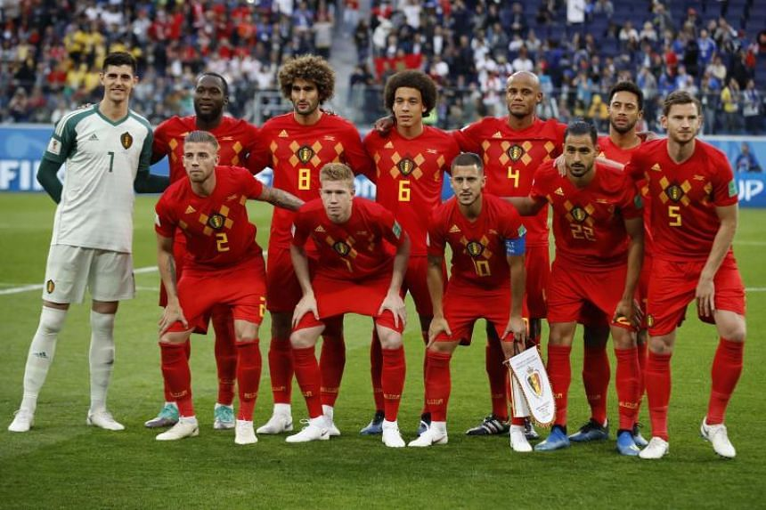 Belgium was defeated by France 1-0 at their World Cup 2018 semi-final match.
