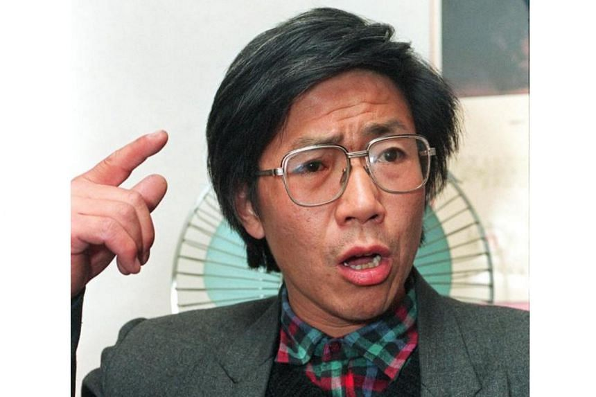 """Qin Yongmin, first jailed as a """"counter-revolutionary"""" from 1981-1989, has already spent a total of 22 years behind bars."""