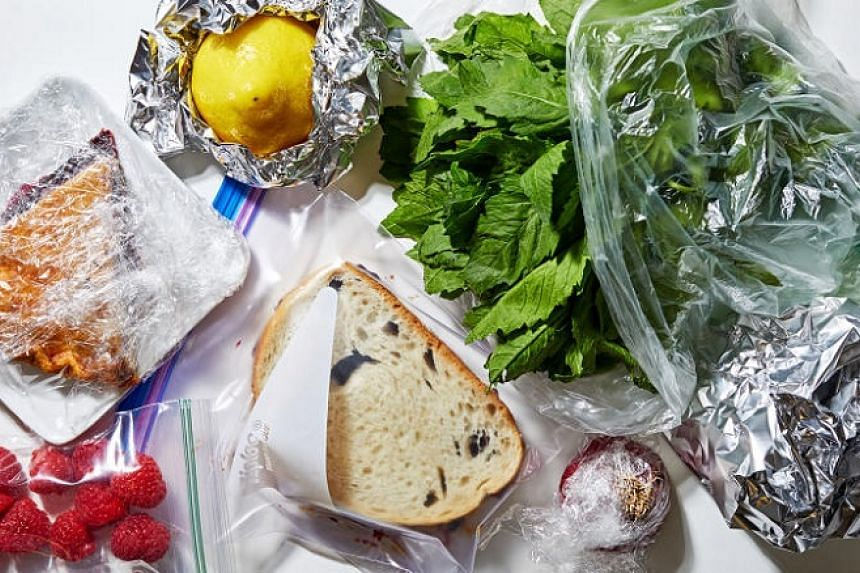 It is possible to cut down the use of plastic and aluminium foil in the kitchen.