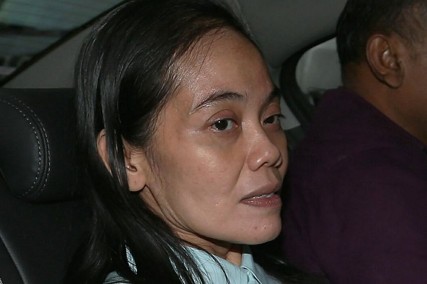 Rahmeswati Semass, 48, was jailed for eight months after pleading guilty to three counts of dealing with the benefits of criminal activities, on July 11, 2018.