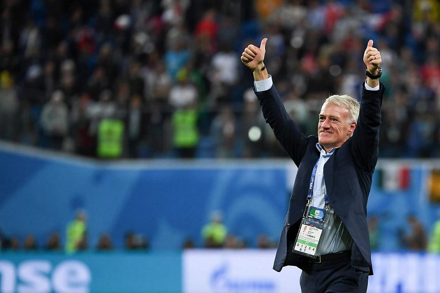 France's coach Didier Deschamps may still be considered by many as a safe coach, and is regarded as a great motivator to his players by his players.