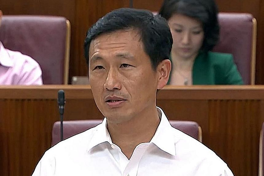 Education Minister Ong Ye Kung said schools have the flexibility to configure class sizes for different subjects.