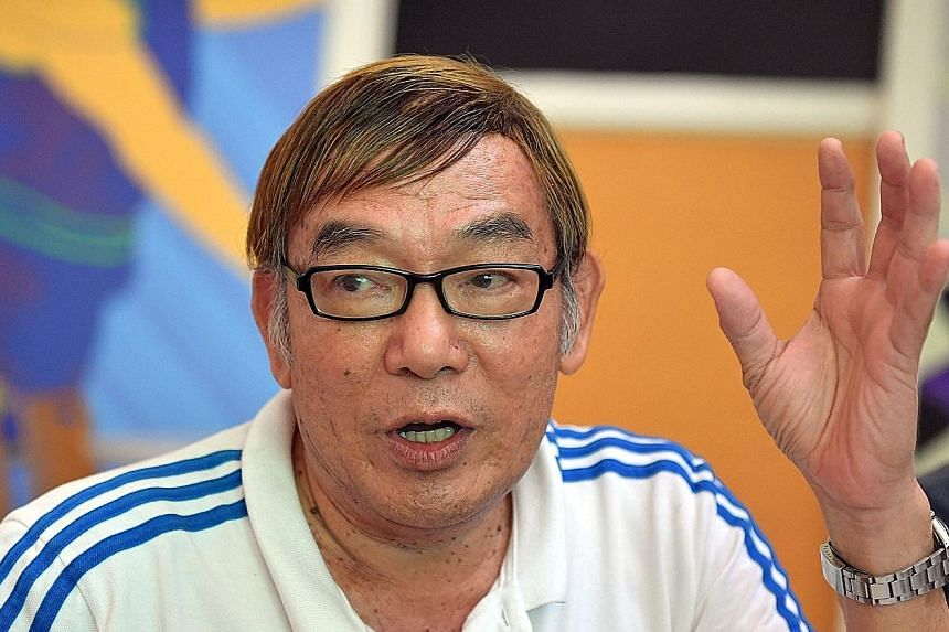 Ho Mun Cheong says he can contribute to the association owing to his familiarity with the ground.