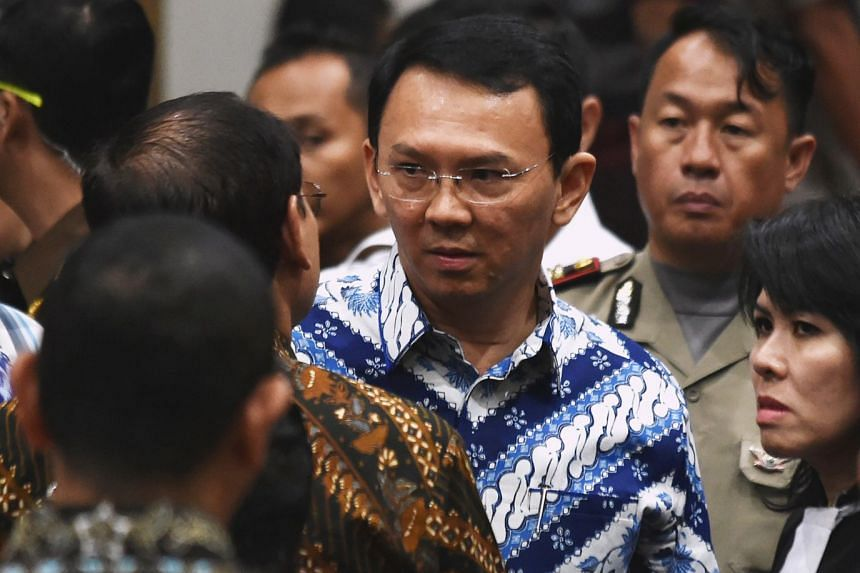 Former Jakarta governor Basuki Tjahaja Purnama, better known as Ahok, will be eligible for parole in August this year, and be released for up to four hours day.