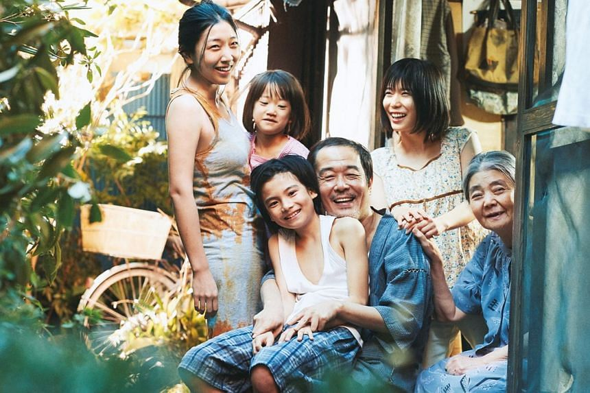 Shoplifters derives its gut-wrenching emotional power from just how spare it is.