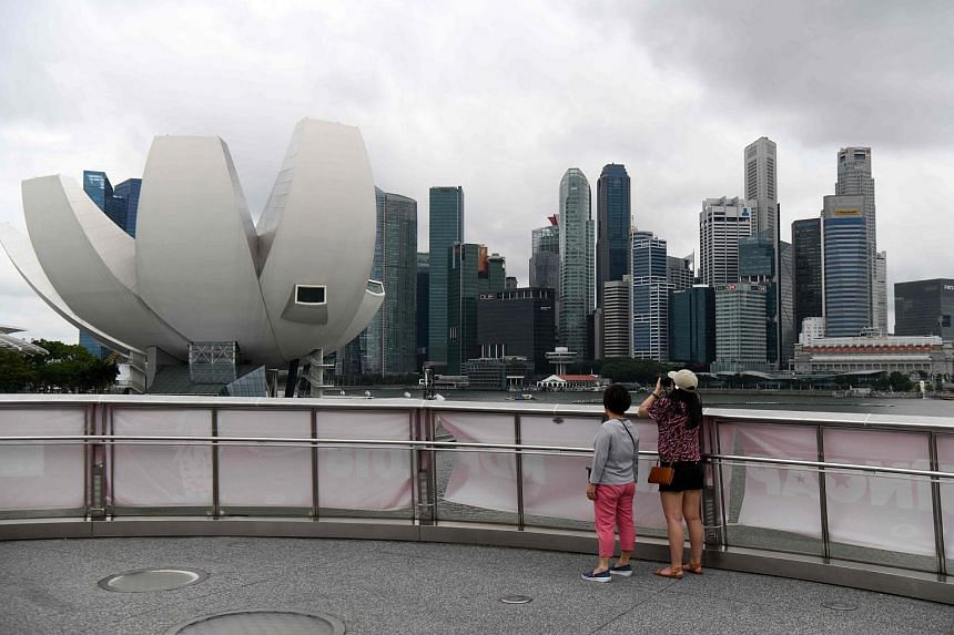 The Global Innovation Index ranked Singapore fifth - two spots higher than last year - and once again the top in Asia.
