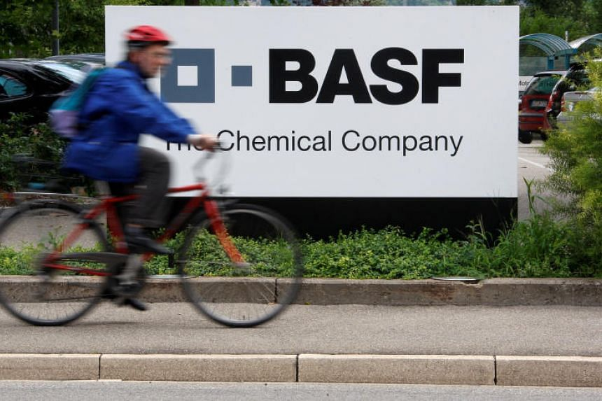 The BASF plant in Schweizerhalle, Switzerland. China has agreed to a US$10 billion (S$13.6 billion) petrochemicals project by Germany's BASF that will be the first such plant in China that is wholly foreign-owned.