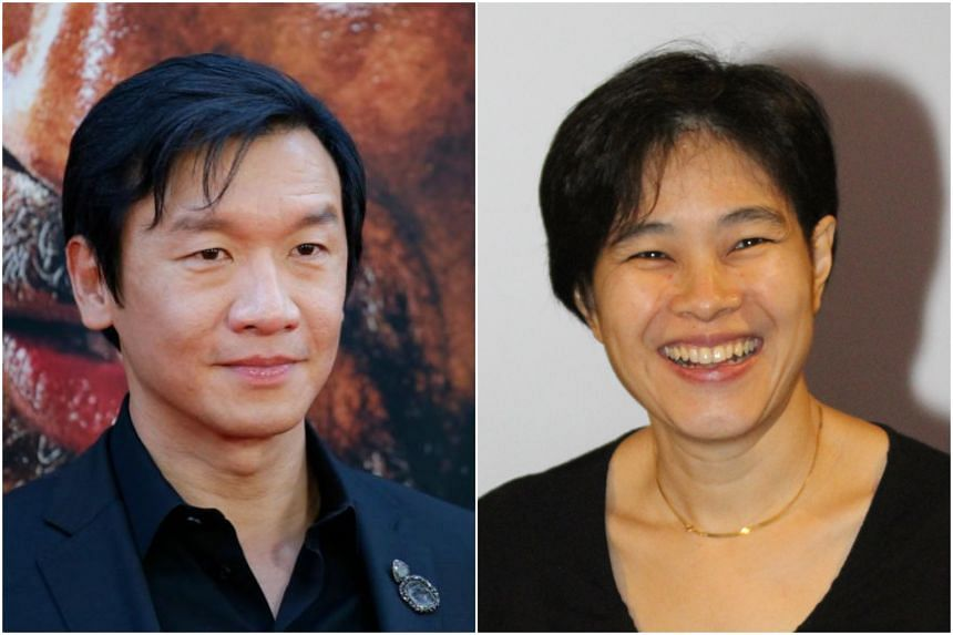 Ng Chin Han and film-maker Tan Pin Pin will be eligible to vote in the Oscars once they are members of the Academy Of Motion Picture Arts and Sciences.
