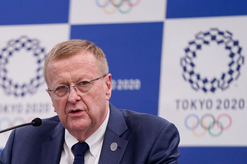 """International Olympic Committee vice-president John Coates said: """"Japan is not the first country to host a Games in extreme heat and it is a natural consequence of it being July and August, I'm afraid."""""""