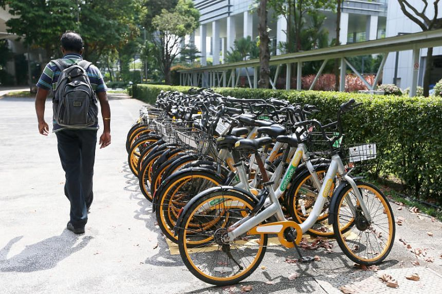 oBike owes $6.3 million in user deposits, as well as more than $140,000 in fines to town councils.