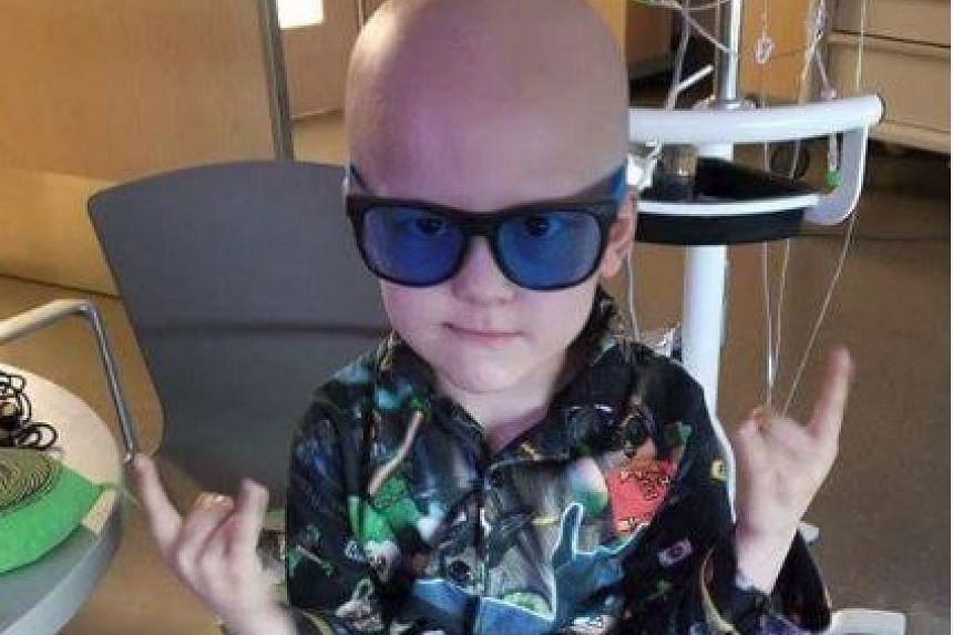 Garrett Michael Matthias, 5, who died last Friday (July 6) in Iowa has light up the hearts of many with his spunk and humour in his obituary.