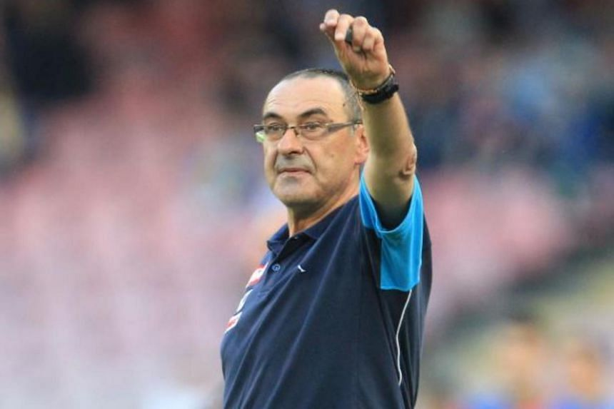 Maurizio Sarri has taken over as Chelsea manager on a three-year deal.