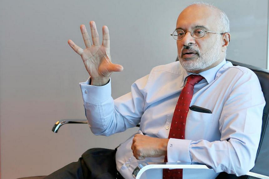 Other global issues cited by DBS chief executive Piyush Gupta included the pressures of climate change, as well as the shift of economic power eastward and China's growing role on the world stage.