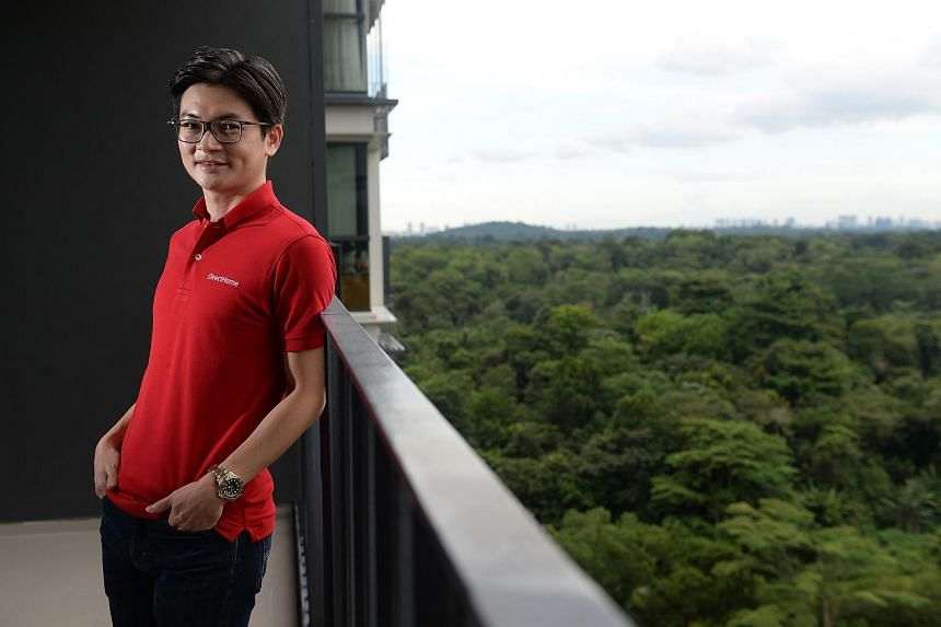 DirectHome founder and housing agent Kiegan Chia, 37, said the company did not crossed any lines and does not directly employ any housing agents.
