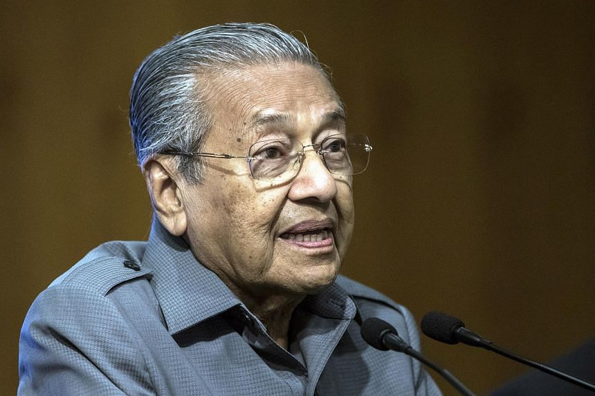 Malaysian Prime Minister Mahathir Mohamad is entering stormy waters as he reviews the Kualar Lumpur-Singapore High Speed Rail and the price of Singapore's water supply.