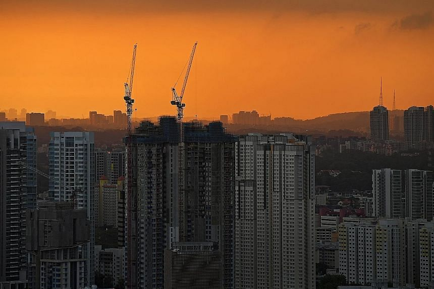 The latest cooling measures included a hike of five percentage points in ABSD rates for home seekers. Developers have to pay a higher ABSD - 25 per cent instead of 15 per cent - and another 5 per cent that cannot be waived.