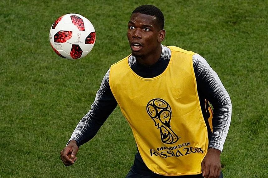 Paul Pogba has made adjustments for the team's benefit as they aim to bury their Euro 2016 ghosts.