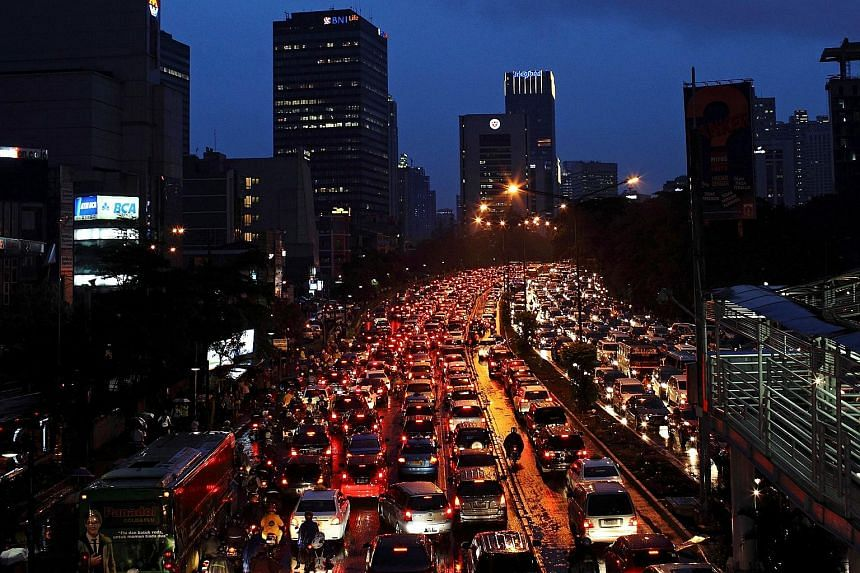The completion of Jakarta's MRT will give 170,000 commuters a day the chance to avoid the Indonesian capital's horrendous traffic jams.