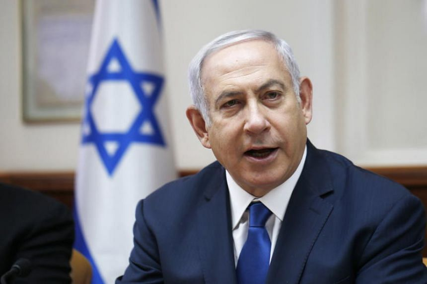 Israeli PM Benjamin Netanyahu said he talked with US President Donald Trump over the phone with regard to Syria and Iran.