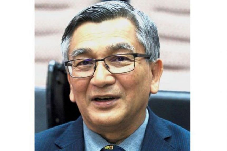 Former Malaysian Court of Appeal judge Mohamad Ariff Md Yusof (pictured) will be nominated Parliament Speaker, said Malaysian PM Mahathir Mohamad on July 15, 2018.