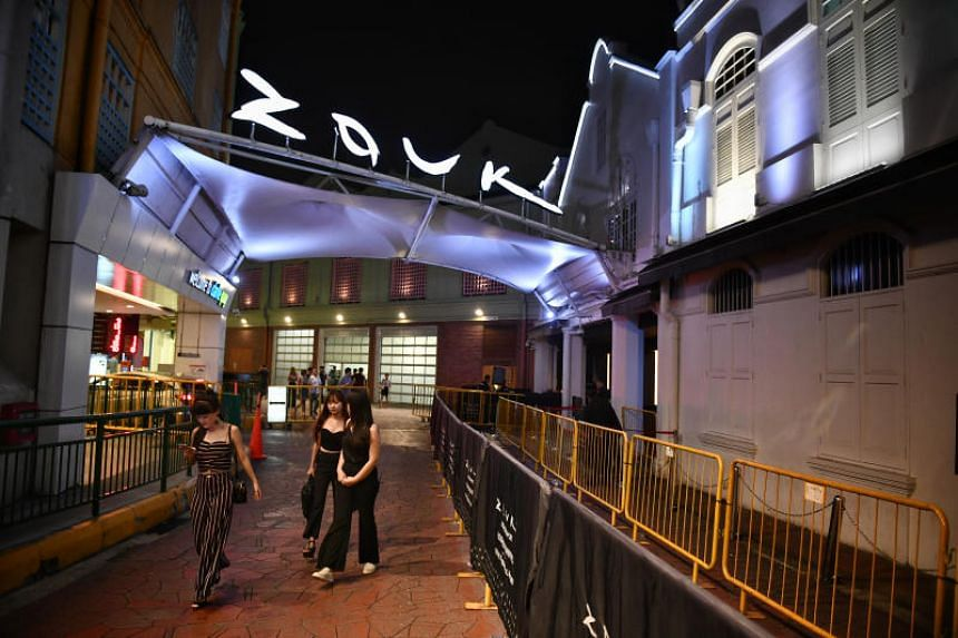 Nightclub Zouk will be extending its brand into restaurants, bars and even hotels.