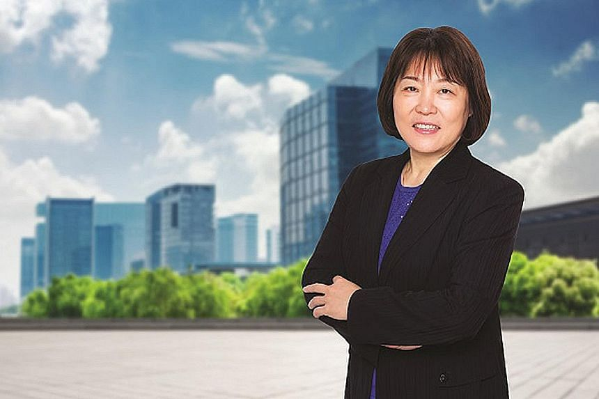 Jinjiang Environment chairman Wang Yuanluo bagged the EY Entrepreneur of the Year 2017 China Award in the clean tech category. She sees the waste treatment sector as a social responsibility and mission.