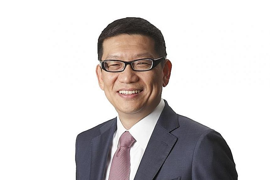 GIC has no fixed allocation to any specific geographies and sub-sectors, says Mr Lim Chow Kiat.
