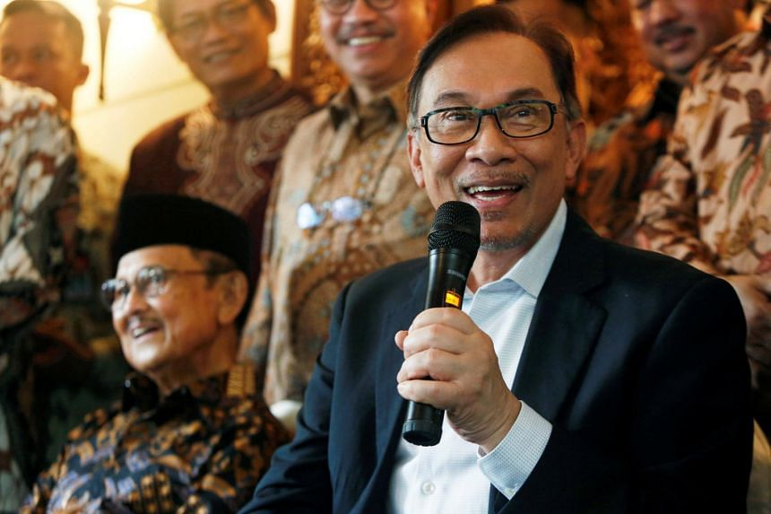 Parti Keadilan Rakyat leader Datuk Seri Anwar Ibrahim will be contesting the election for the party presidency to strengthen his stand in Malaysia's new government.