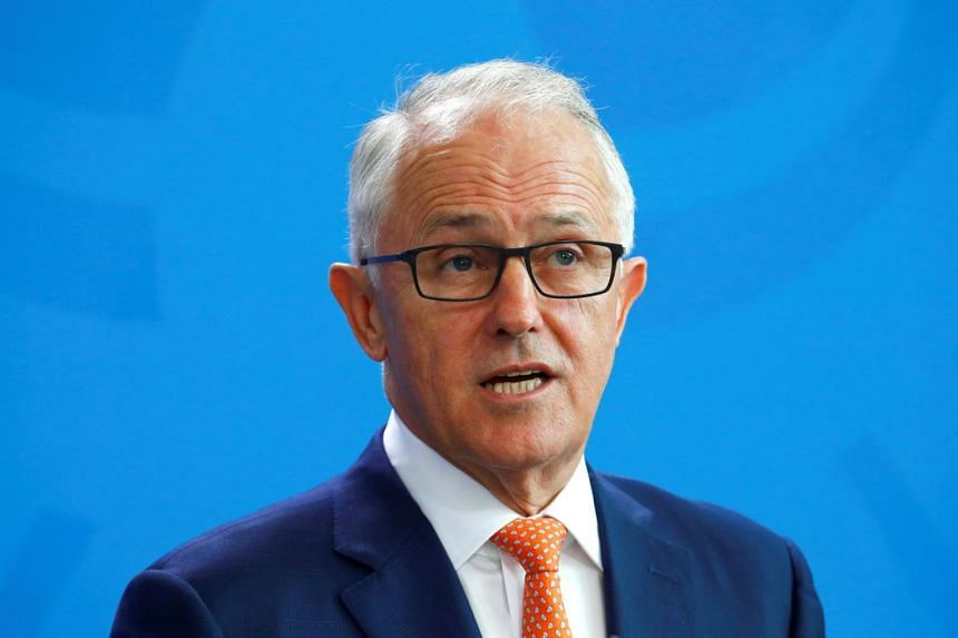 Australia's Prime Minister Malcolm Turnbull's popularity could help the government's chances in the five by-elections.