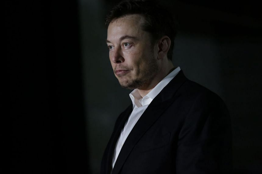 """Elon Musk lashed out on Twitter after Vernon Unsworth said his prototype submarine had """"no chance of working""""."""