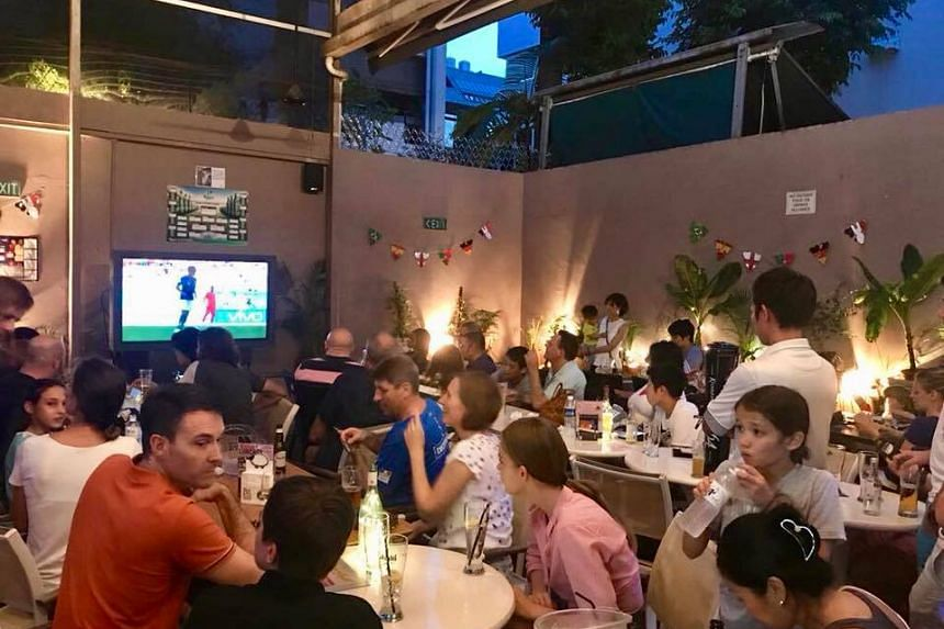 Bar Bar Black Sheep, which held World Cup screening events at two of its four outlets, said it saw an increase of 20 per cent in sales.