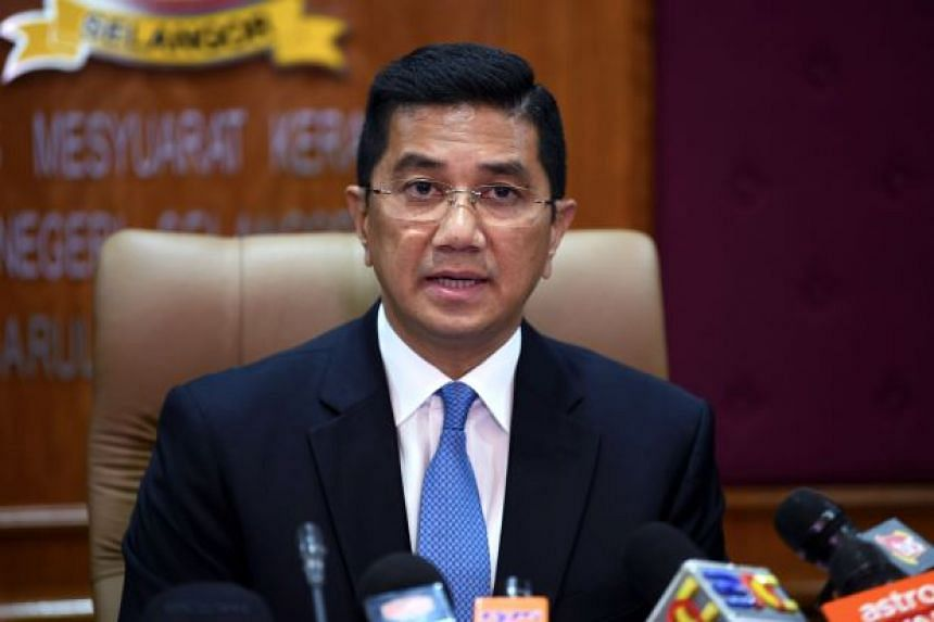 Malaysia's Economic Affairs Minister Mohamed Azmin Ali said he is in communication with his Singaporean counterpart, and that an announcement would be made this week.
