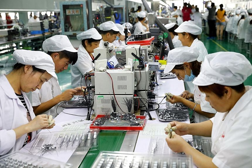 Factory activity in China slowed in June, falling from an eight-month high. But trade data last week provided a bright spot, showing China's export machine held up in the face of rising trade tensions with the US.
