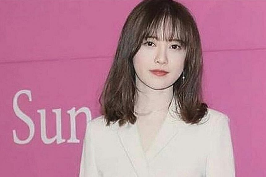 Ku Hye-sun rose to fame for her role as vivacious Geum Jan-di in the 2009 K-drama Boys Over Flowers.