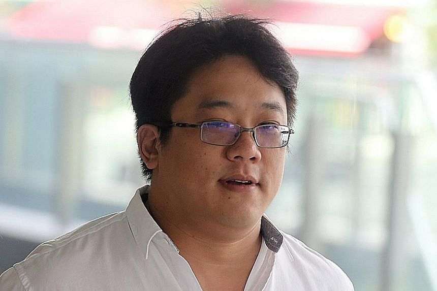 Ong Jenn is serving a two-year jail term after pleading guilty to attempted consumption.