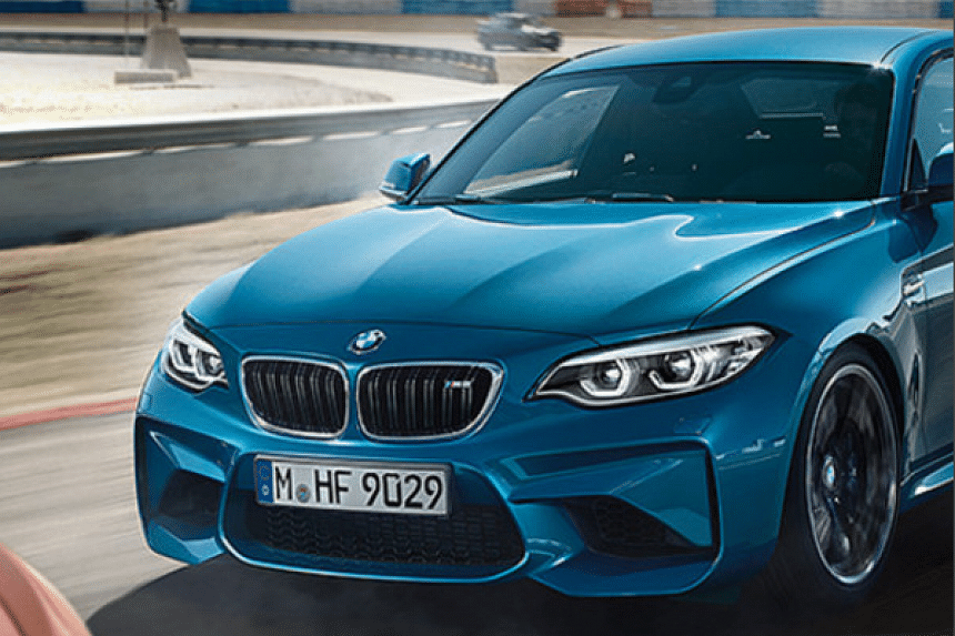 Car reviews from a woman's perspective. This week, Claressa Monteiro reviews the BMW M2 Coupe.