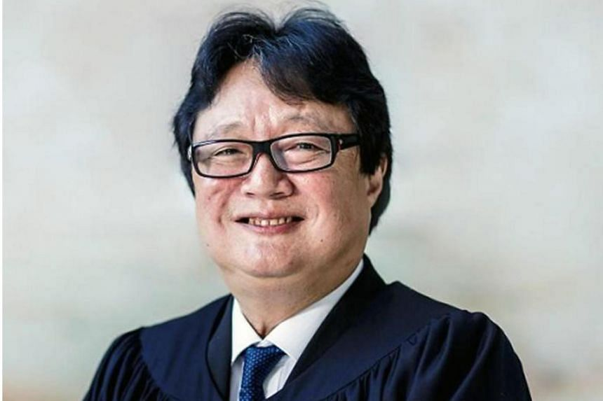 Justice George Wei joined the Supreme Court as a judicial commissioner five years ago and was appointed a judge in 2015.