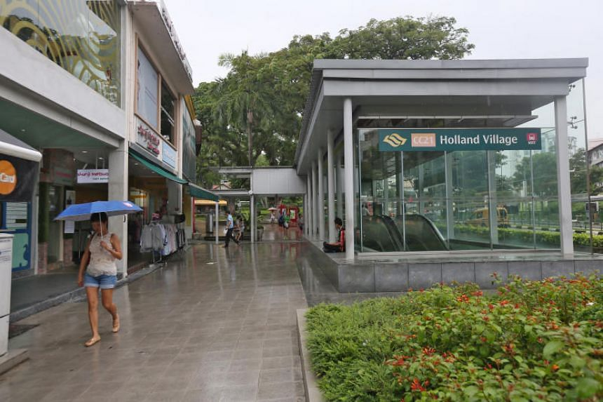 Commuters taking the train from Holland Village station next Sunday (July 29) between 12.30pm and 6pm will have to go through X-ray scanning before they are allowed to pass through the fare gates, as part of a joint emergency preparedness exercise by