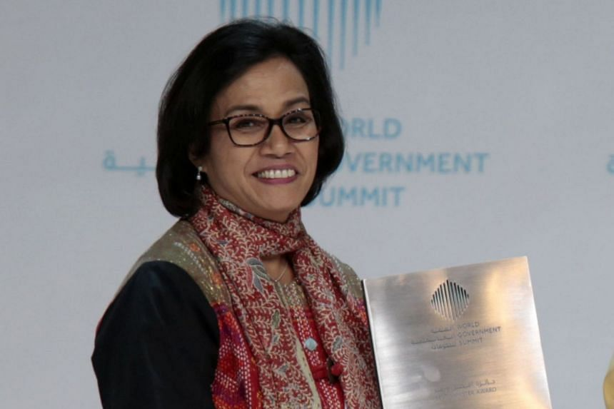A poll earlier this month put Indonesia's maverick Finance Minister Sri Mulyani Indrawatiamong the top five potential vice-presidential nominees.